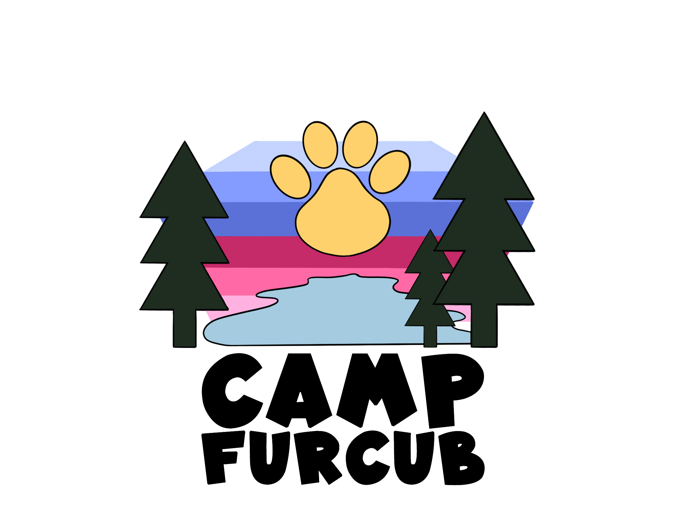 The first ever camp designed specifically for the baby fur community